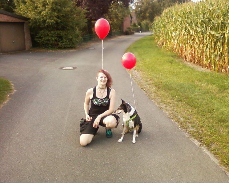 Luftballon Laras #1