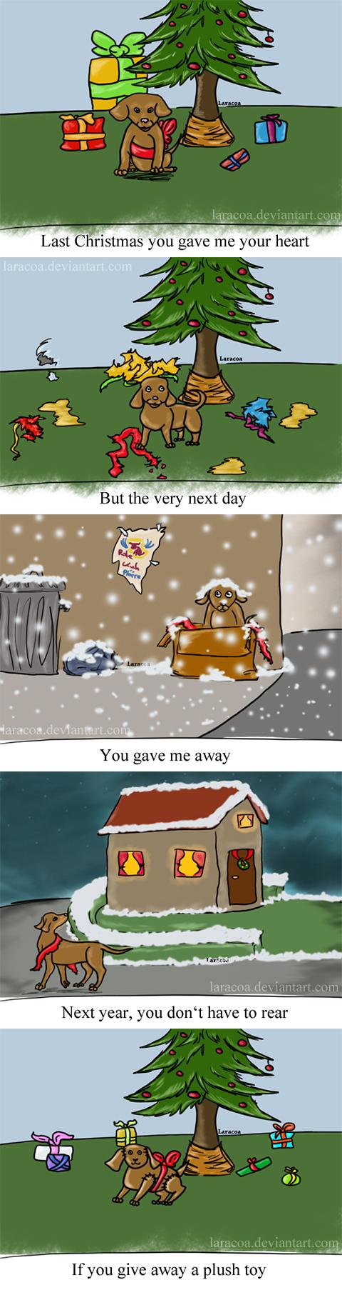 Hund verschenken Nein danke