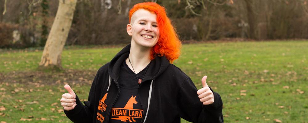 Lara von Team Lara