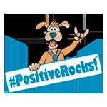 Team Lara macht mit bei Positive Rocks!