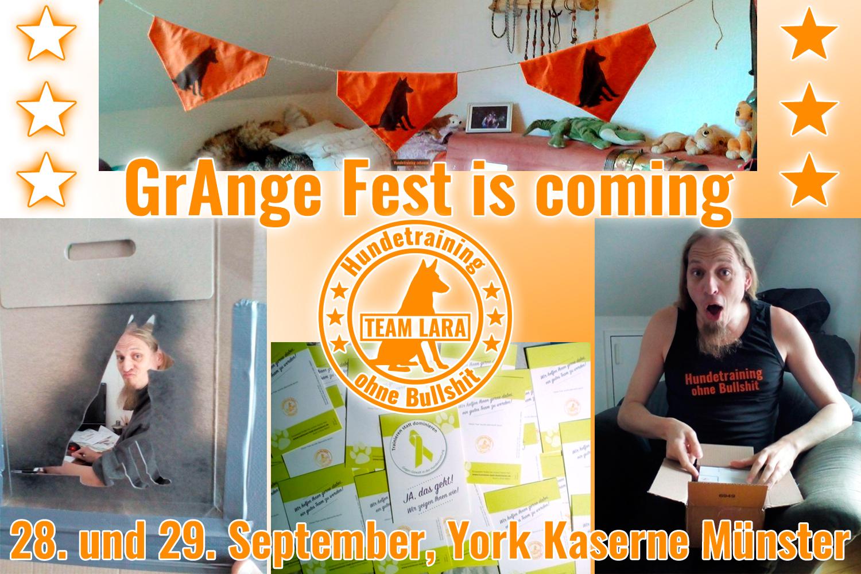 GrAnge Fest Collage